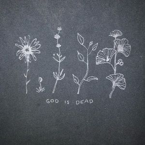 God is Dead Nietzsche T Shirt
